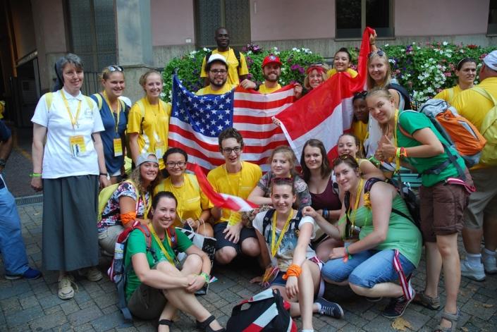 Österreich trifft USA beim Geburtstagsfest für Don Bosco in Turin