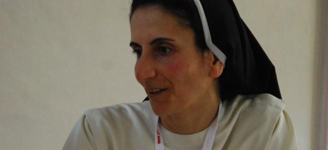Schwester Luma Khudher aus dem Irak
