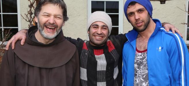 Kloster Pupping als neue Heimat für 10 Asylwerber