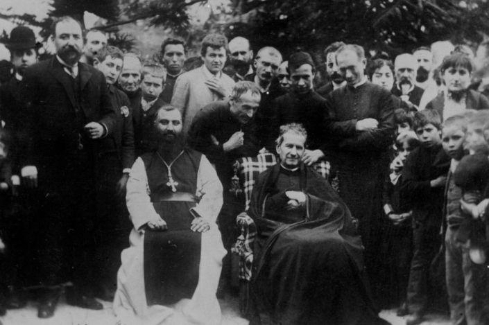 Don Bosco 1886 in Barcelona