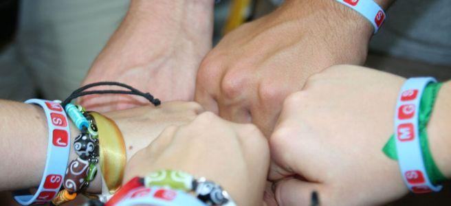 Dazugehören und Miteinander (Weltjugendtag Madrid 2011)