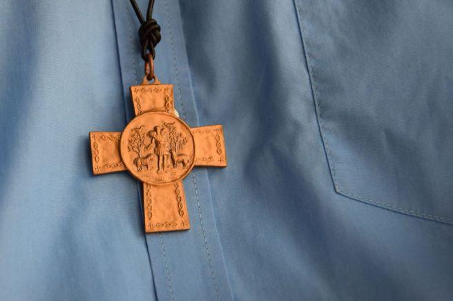 Professkreuz der Salesianer