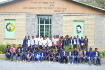 Don Bosco Poly Technic College in Mekelle/Äthiopien